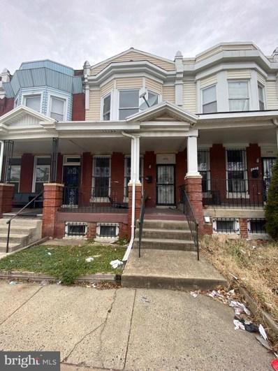 2410 Edmondson Avenue, Baltimore, MD 21223 - #: MDBA546046