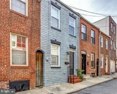 236 S Durham Street, Baltimore, MD 21231 - #: MDBA546056
