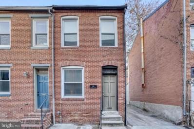 419 S Duncan Street, Baltimore, MD 21231 - #: MDBA546078