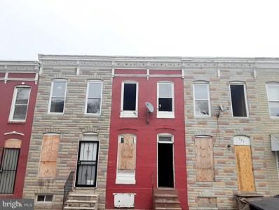 321 Furrow Street, Baltimore, MD 21223 - #: MDBA546094