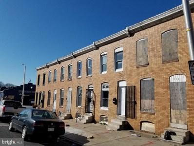 556 S Bentalou Street, Baltimore, MD 21223 - #: MDBA546110