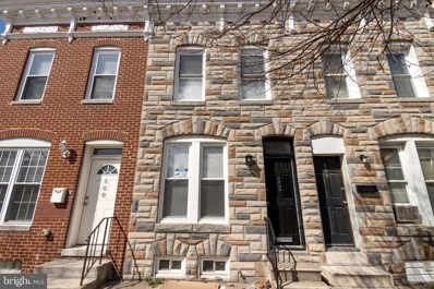 502 N Collington Avenue, Baltimore, MD 21205 - #: MDBA546116