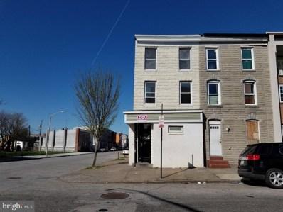 228 S Fulton Avenue, Baltimore, MD 21223 - #: MDBA546120