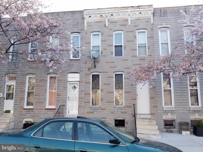 1611 N Wolfe Street, Baltimore, MD 21213 - #: MDBA546128