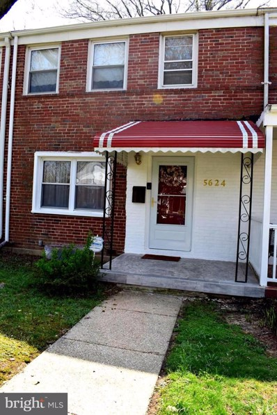 5624 Alhambra Avenue, Baltimore, MD 21212 - #: MDBA546148