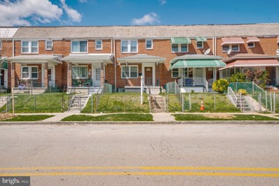 3816 Hayward Avenue, Baltimore, MD 21215 - #: MDBA546170