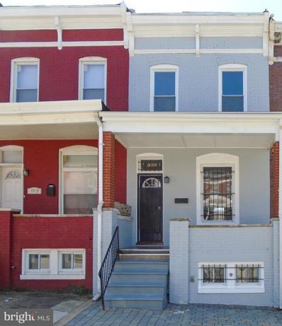 1907 E 28TH Street, Baltimore, MD 21218 - #: MDBA546184