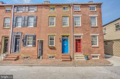 44 E Hamburg Street E, Baltimore, MD 21230 - #: MDBA546202