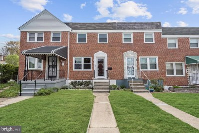 4329 Brehms Lane, Baltimore, MD 21206 - #: MDBA546230