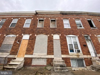 612 Glenolden Avenue, Baltimore, MD 21216 - #: MDBA546330