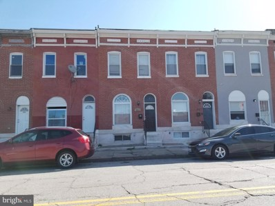 929 N Patterson Park Avenue, Baltimore, MD 21205 - #: MDBA546334