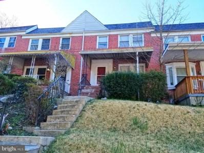 2217 Monticello Road, Baltimore, MD 21216 - #: MDBA546354