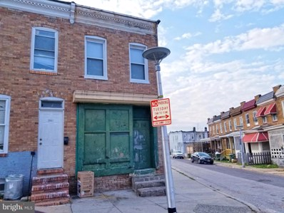 2663 Lehman Street, Baltimore, MD 21223 - #: MDBA546372