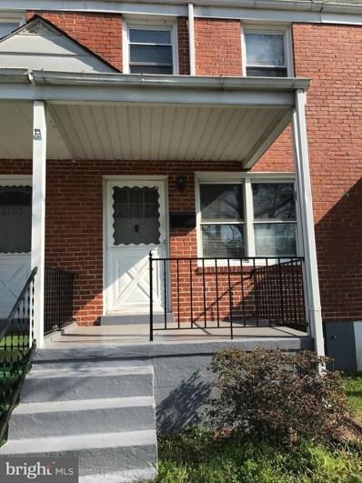 3705 Greenvale Road, Baltimore, MD 21229 - #: MDBA546388