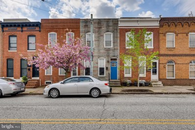 3205 Dillon Street, Baltimore, MD 21224 - #: MDBA546390