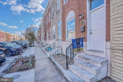 138 N Luzerne Avenue, Baltimore, MD 21224 - #: MDBA546398