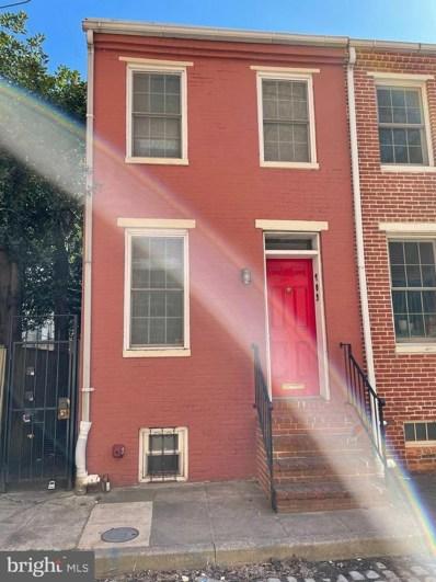 703 Dover Street, Baltimore, MD 21230 - #: MDBA546402