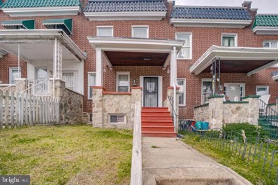 518 Chateau Avenue, Baltimore, MD 21212 - #: MDBA546404