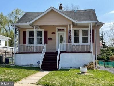 2809 Hemlock Avenue, Baltimore, MD 21214 - #: MDBA546412