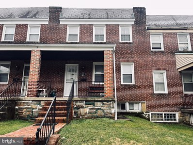 3205 Lawnview Avenue, Baltimore, MD 21213 - #: MDBA546438