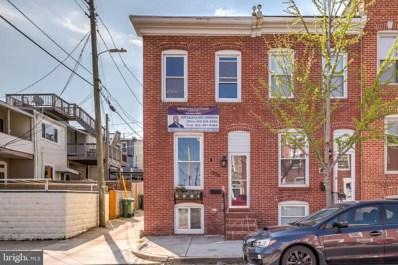 628 S Dean Street, Baltimore, MD 21224 - #: MDBA546448