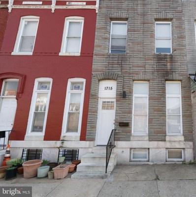 1715 E Federal Street, Baltimore, MD 21213 - #: MDBA546454