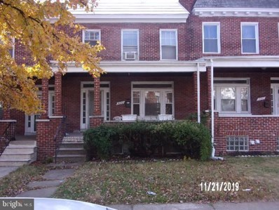 4239 Shamrock Avenue, Baltimore, MD 21206 - #: MDBA546464