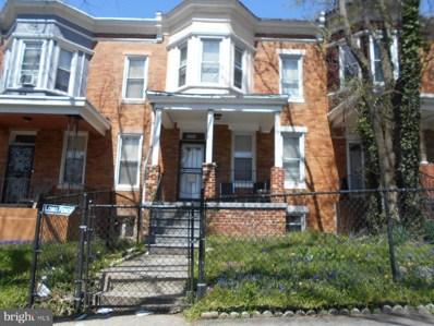 3004 Presstman Street, Baltimore, MD 21216 - #: MDBA546474