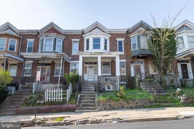 2905 Presstman Street, Baltimore, MD 21216 - #: MDBA546494