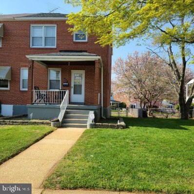6206 Walther Avenue, Baltimore, MD 21206 - #: MDBA546526