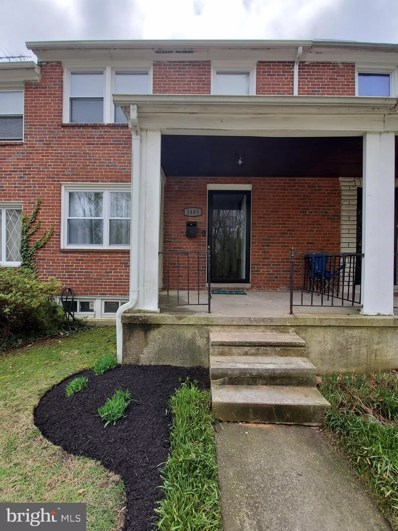 1445 Kitmore Road, Baltimore, MD 21239 - #: MDBA546530
