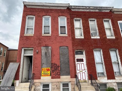 2004 E North Avenue, Baltimore, MD 21213 - #: MDBA546556