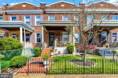 1924 E 30TH Street, Baltimore, MD 21218 - #: MDBA546560
