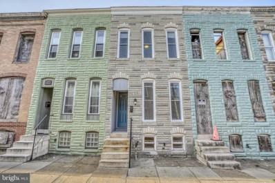 1906 W Fairmount Avenue, Baltimore, MD 21223 - #: MDBA546568