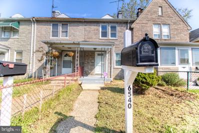 6540 Parnell Avenue, Baltimore, MD 21222 - #: MDBA546616