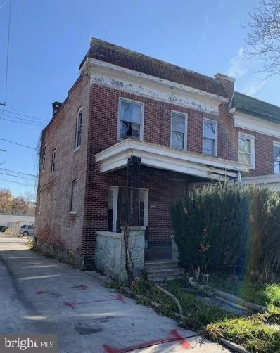 525 Denison Street, Baltimore, MD 21229 - #: MDBA546618