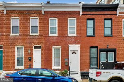 1712 Clarkson Street, Baltimore, MD 21230 - #: MDBA546620