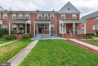 1331 Stonewood Road, Baltimore, MD 21239 - #: MDBA546626