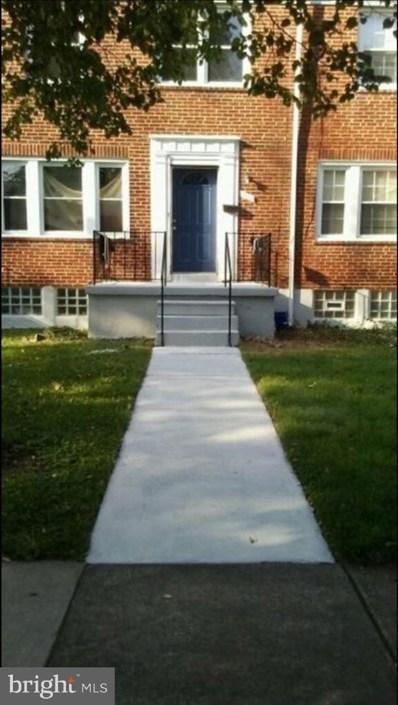 1646 Heathfield Road, Baltimore, MD 21239 - #: MDBA546644