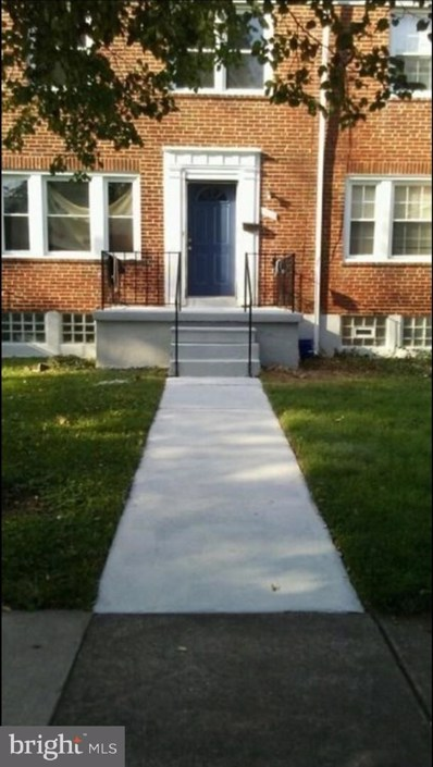 1646 Heathfield Road, Baltimore, MD 21239 - #: MDBA546644