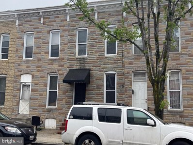 343 S Monroe Street, Baltimore, MD 21223 - #: MDBA546646