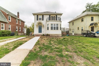 3703 Parkside Drive, Baltimore, MD 21206 - #: MDBA546660