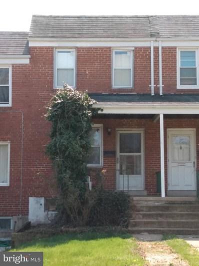3511 Wilkens Avenue, Baltimore, MD 21229 - #: MDBA546670