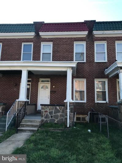 3215 Phelps Lane, Baltimore, MD 21229 - #: MDBA546694