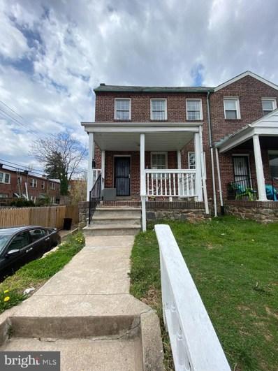 214 S Athol Avenue, Baltimore, MD 21229 - #: MDBA546722