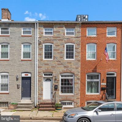 215 S Regester Street, Baltimore, MD 21231 - #: MDBA546728