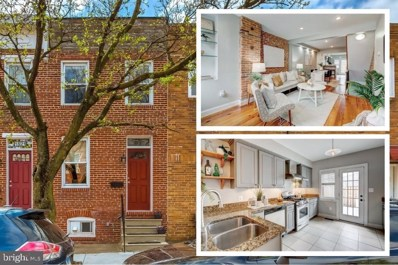 1519 E Clement Street, Baltimore, MD 21230 - #: MDBA546736