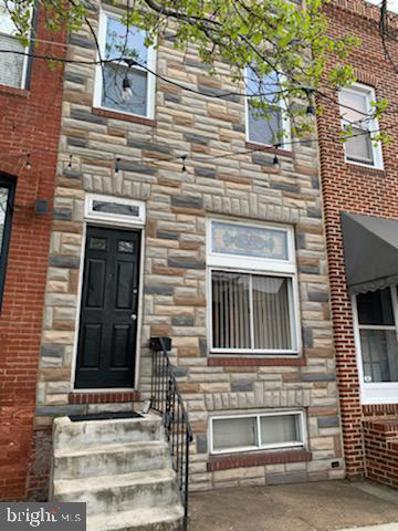 817 S Potomac Street, Baltimore, MD 21224 - #: MDBA546744