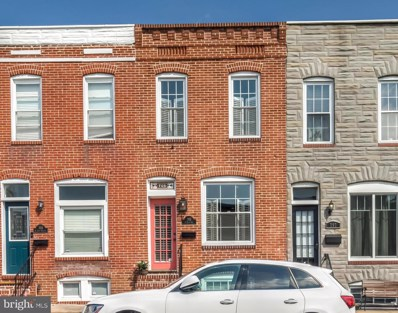 705 S East Avenue, Baltimore, MD 21224 - #: MDBA546764