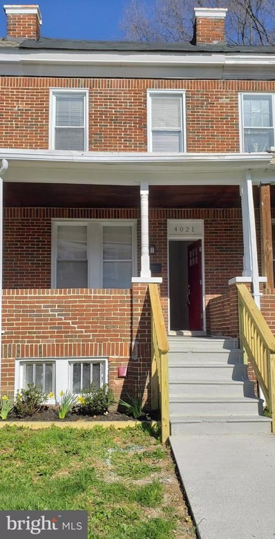 4021 Wilsby Avenue, Baltimore, MD 21218 - #: MDBA546802
